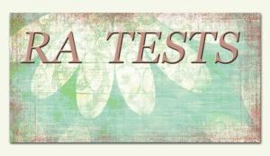 RA tests